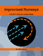 S.O.P. Improvised Runways
