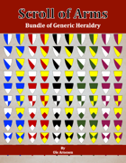 Scroll of Arms: Norman [BUNDLE]