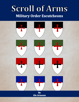 Scroll of Arms: Military Order Escutcheons [BUNDLE]