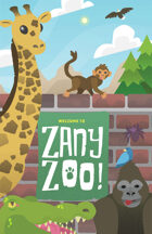 Zany Zoo (Core Game)