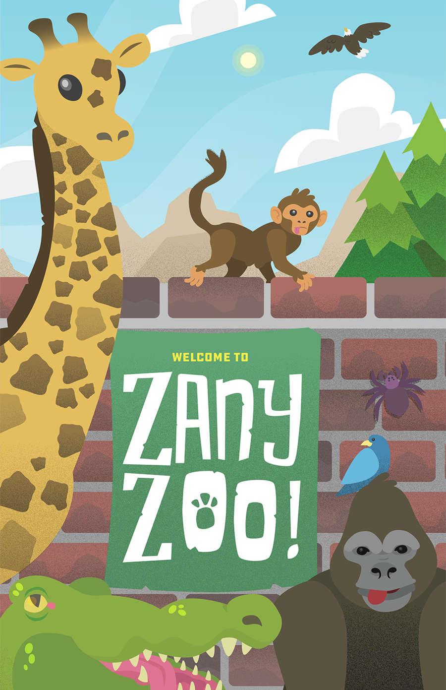 Zany Zoo (Core Game)