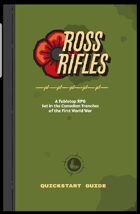 Ross Rifles - Quickstart Guide