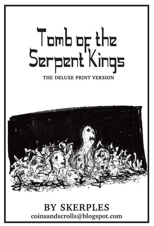 Cover of Tomb of the Serpent Kings
