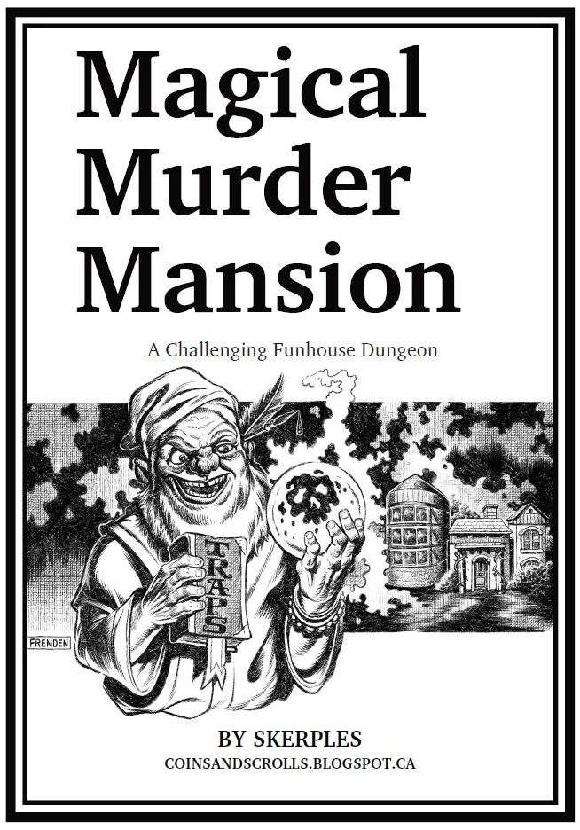 Magical Murder Mansion