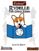Extras! Rydelle The Corgi Rider