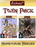 Extras! Twin Pack Hometown Heroes