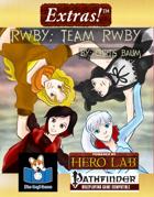 Extras! RWBY: Team RWBY