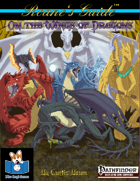 Rcane's Guide: On the Wings of Dragons (Pathfinder 1st Edition)