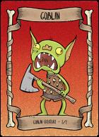 Goblin Token 3