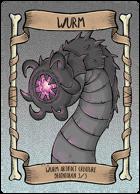 Wurm Deathtouch Token