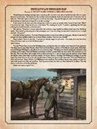 Gunman's Law Scenario 7: Wyatt Earp Needs a Helping Hand