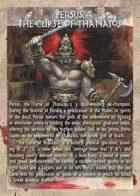 GQR Expansion: Legendary Gladiator Deck (Persus)