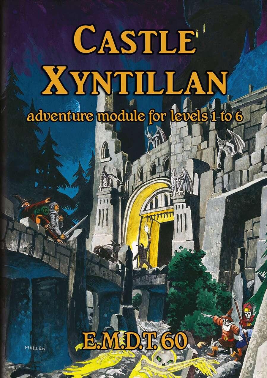 Castle Xyntillan - First Hungarian d20 Society   DriveThruRPG.com