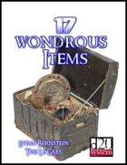 17 Wondrous Items