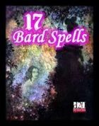 17 Bard Spells