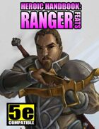 Heroic Handbook: Ranger Feats (for 5e)