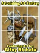 Astonishing Art: Fantasy
