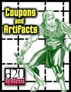 Coupons & Artifacts