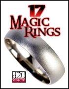 17 Magic Rings