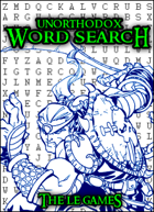 Unorthodox Word Search