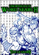 Unorthodox Word Search