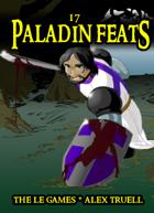 17 Paladin Feats