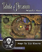 Tabula Arcanum: Witch's Hut (VTT)