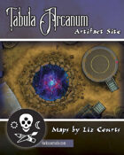 Tabula Arcanum: Artifact Site (VTT)