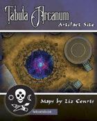 Tabula Arcanum: Artifact Site (VTT)