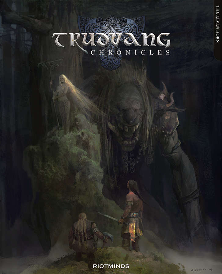 TRUDVANG CHRONICLES: The Elven Horn