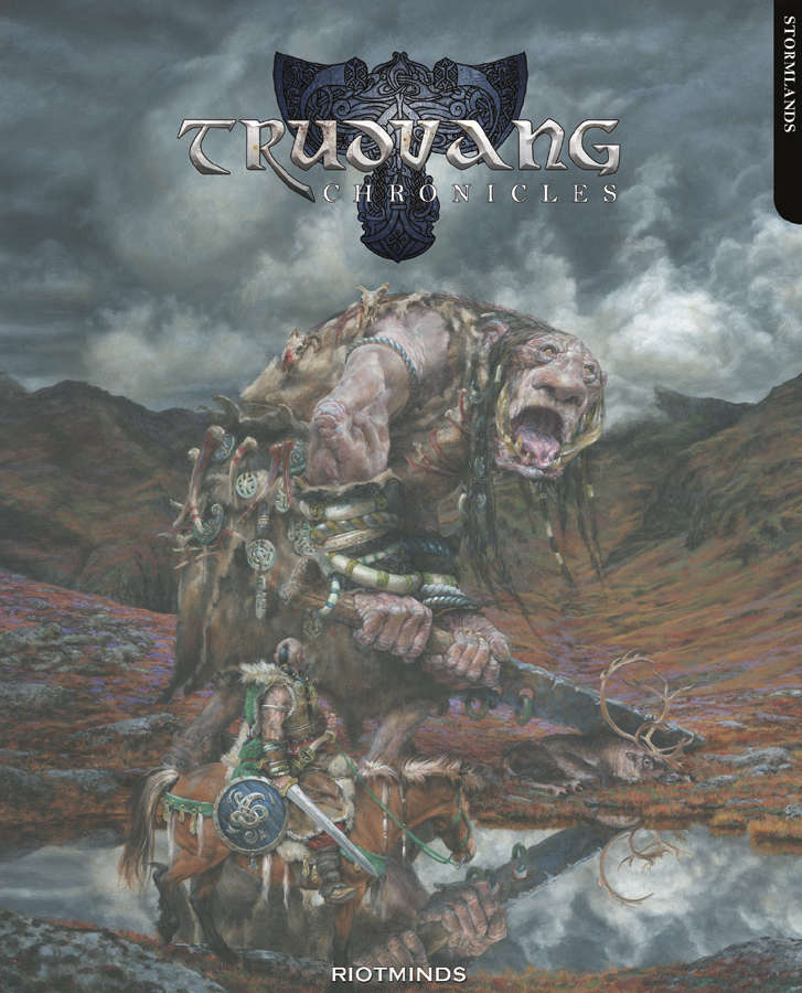 Trudvang Chronicles RPG: Stormlands Sourcebook -  Riotminds
