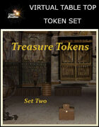 Treasure Tokens Set Two
