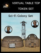 Space Colony Set 1