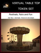 Festivals, Faires and Fun: Set 2 - People and Animals