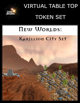 New Worlds: Karillion City Set