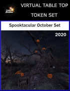 Spooktacular October Set