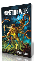 Monster of  the Week -Livre de base
