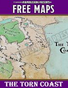 P.B. Publishing Presents: FREE MAPS 2 - The Torn Coast