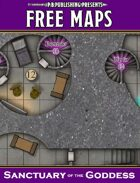 P.B. Publishing Presents: FREE MAPS 3 - Sanctuary of the Goddess