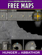 P.B. Publishing Presents: FREE MAPS 6 - The Hunger of Abbathor