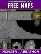 P.B. Publishing Presents: FREE MAPS 6 - The Hunger of Abbathor