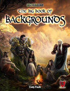 The Big Book of Backgrounds (5e)