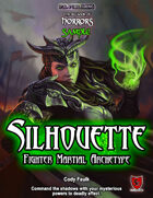 Silhouette - Fighter Archetype (5e) - The Big Book of Horrors Sample