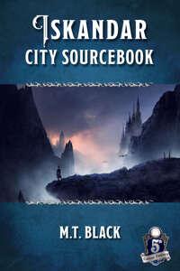 Iskandar City Sourcebook 5E