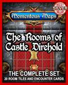 Momentous Maps: The Rooms of Castle Direhold