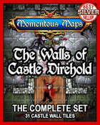 Momentous Maps: The Walls of Castle Direhold