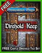 FREE Direhold Keep