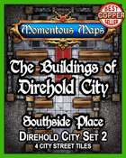 The Buildings of Direhold City: Southside Place