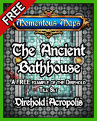 FREE The Ancient Bathhouse