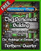A FREE Building of Direhold City: The Parliament Building